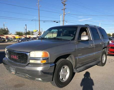 2003 GMC Yukon for sale in El Paso, TX