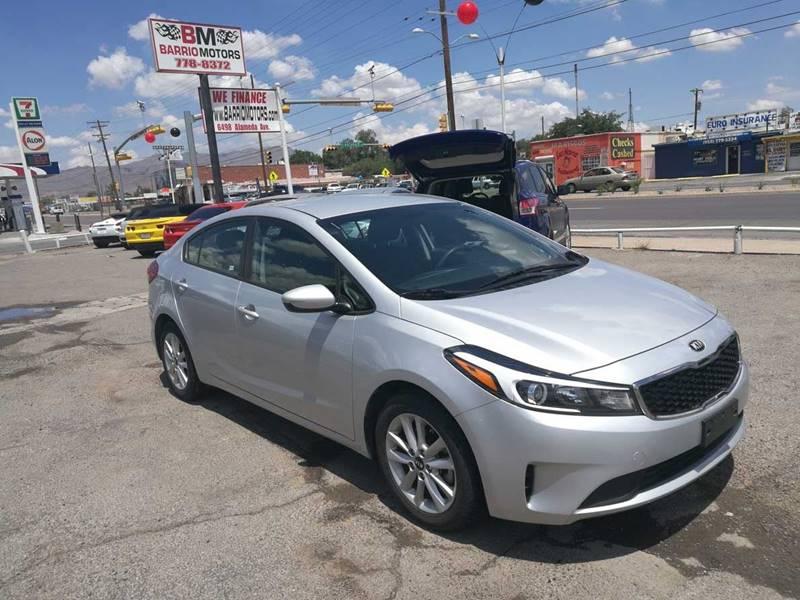 2017 Kia Forte For Sale At BARRIO MOTORS In El Paso TX