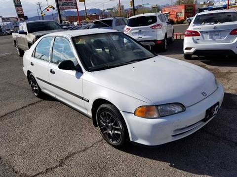 1992 Honda Civic for sale in El Paso, TX