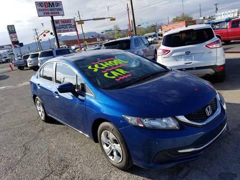 2015 Honda Civic for sale in El Paso, TX