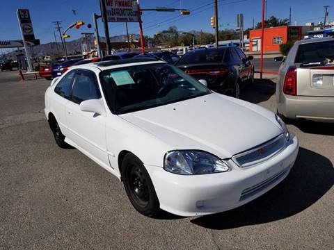 2000 Honda Civic for sale in El Paso, TX