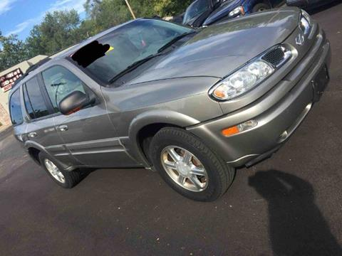 2002 Oldsmobile Bravada for sale in Elkhart, IN