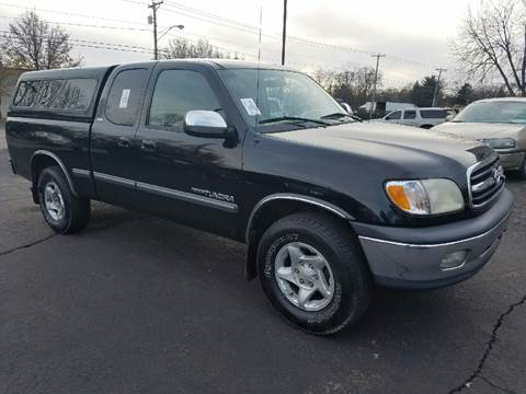 2000 Toyota Tundra for sale in Elkhart, IN