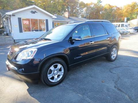 2008 GMC Acadia for sale in Middleton, MA