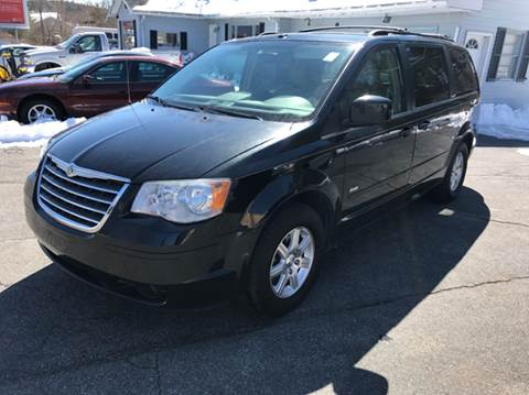 2008 Chrysler Town and Country for sale in Middleton, MA