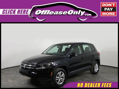 2014 Volkswagen Tiguan for sale in Orlando, FL