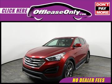 2014 Hyundai Santa Fe Sport for sale in Orlando, FL