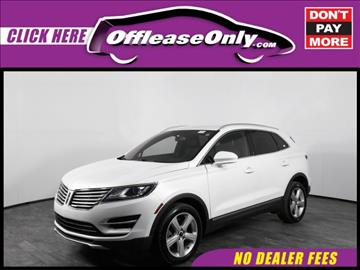 2015 Lincoln MKC for sale in Orlando, FL