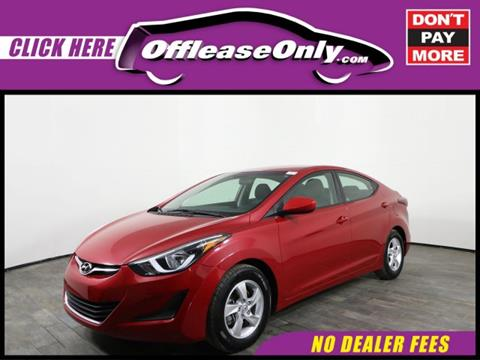 2014 Hyundai Elantra for sale in Orlando, FL