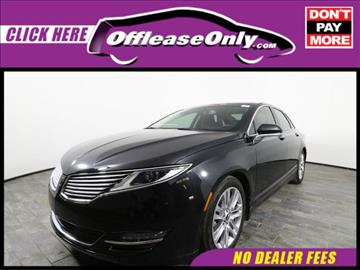 2015 Lincoln MKZ Hybrid for sale in Orlando, FL