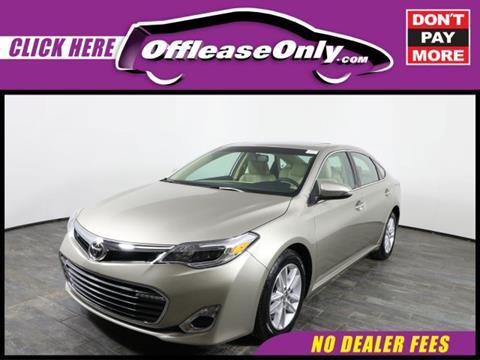 2015 Toyota Avalon for sale in Orlando, FL
