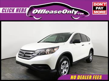 2013 Honda CR-V for sale in Orlando, FL