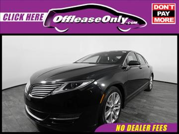 2015 Lincoln MKZ for sale in Orlando, FL