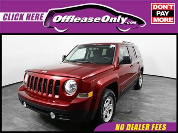 2014 Jeep Patriot for sale in Orlando, FL