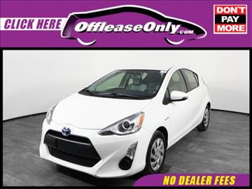 2015 Toyota Prius c for sale in Orlando, FL