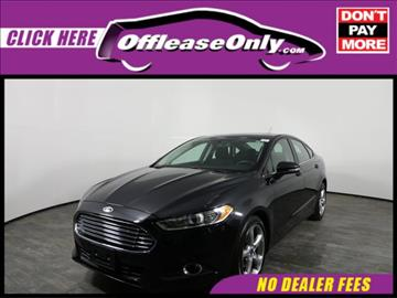 2015 Ford Fusion for sale in Orlando, FL