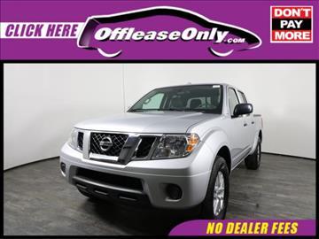 2016 Nissan Frontier for sale in Orlando, FL
