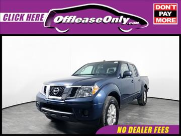 2016 Nissan Frontier for sale in Orlando, FL