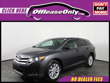 2014 Toyota Venza for sale in Orlando, FL