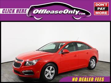 2015 Chevrolet Cruze for sale in Orlando, FL