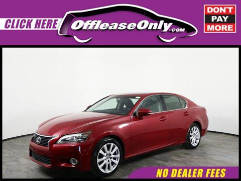 2013 Lexus GS 350 for sale in Orlando, FL