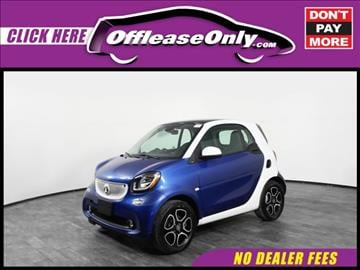 2016 Smart fortwo for sale in Orlando, FL