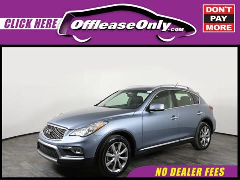 2016 Infiniti QX50 for sale in Orlando, FL