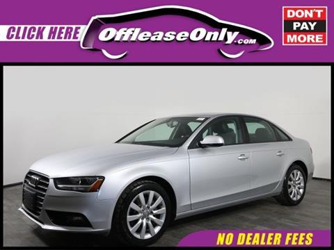 2014 Audi A4 for sale in Orlando, FL