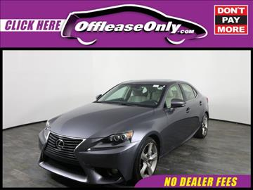 2014 Lexus IS 350 for sale in Orlando, FL