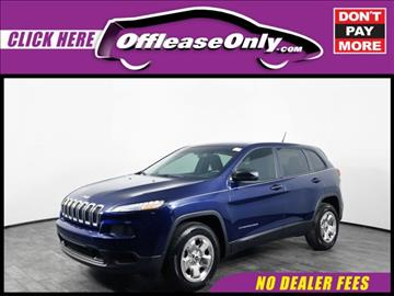 2014 Jeep Cherokee for sale in Orlando, FL