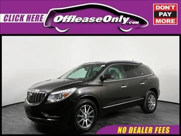 2014 Buick Enclave for sale in Orlando, FL