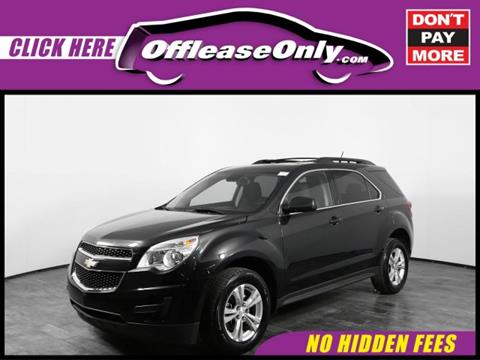 2014 Chevrolet Equinox for sale in Orlando, FL