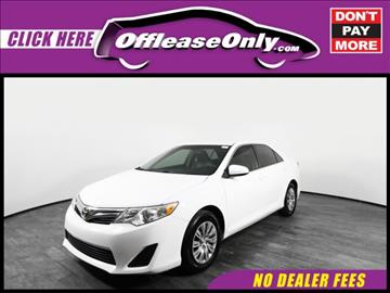 2014 Toyota Camry for sale in Orlando, FL