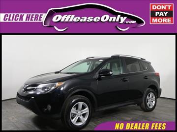 2014 Toyota RAV4 for sale in Orlando, FL