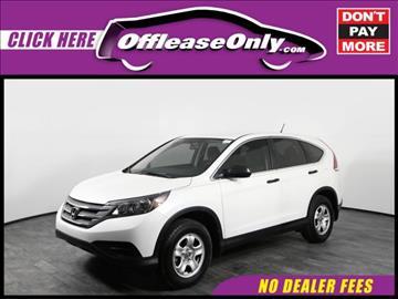 2014 Honda CR-V for sale in Orlando, FL
