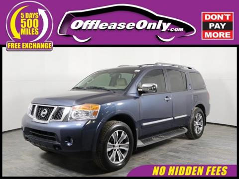 2015 Nissan Armada for sale in Orlando, FL