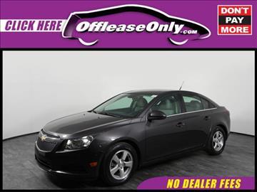 2014 Chevrolet Cruze for sale in Orlando, FL