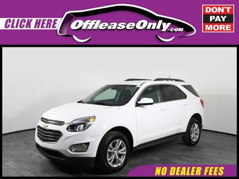 2017 Chevrolet Equinox for sale in Orlando, FL
