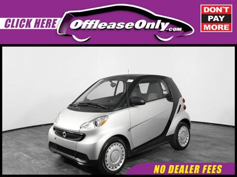 2015 Smart fortwo for sale in Orlando, FL