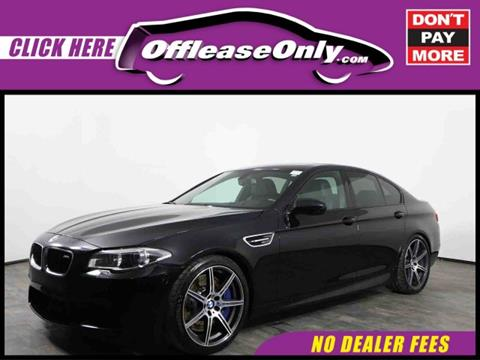 BMW M5 For Sale  Carsforsalecom