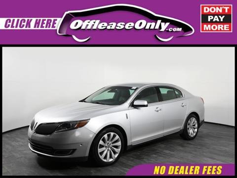 2014 Lincoln MKS for sale in Orlando, FL