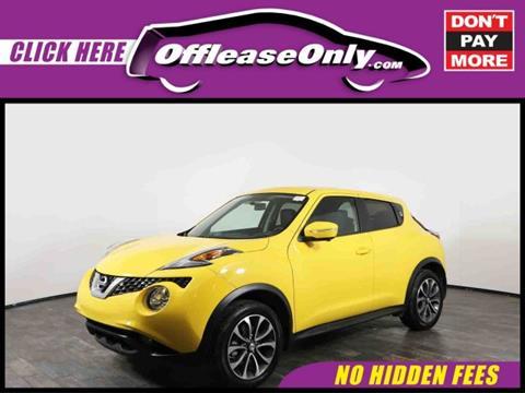2017 Nissan JUKE for sale in Orlando, FL