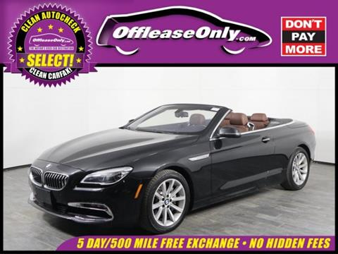 2016 BMW 6 Series for sale in Orlando, FL