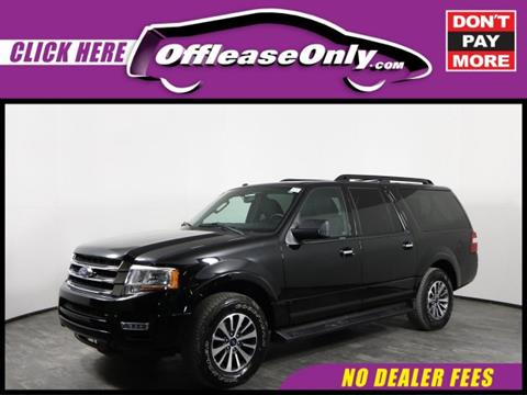 2016 Ford Expedition EL for sale in Orlando, FL