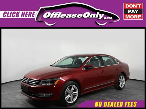 2015 Volkswagen Passat for sale in Orlando, FL