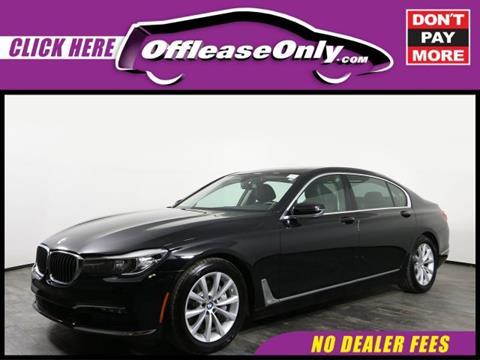 2016 BMW 7 Series for sale in Orlando, FL