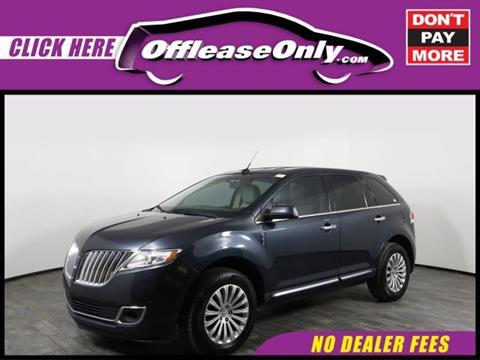 2013 Lincoln MKX for sale in Orlando, FL