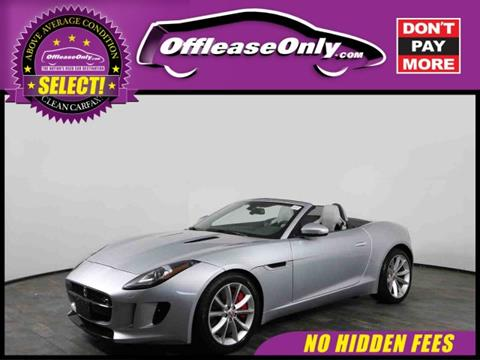 2015 Jaguar F-TYPE for sale in Orlando, FL