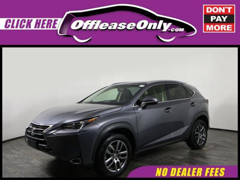 2015 Lexus NX 200t for sale in Orlando, FL