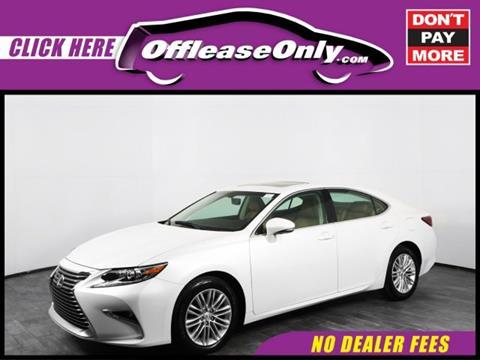 2016 Lexus ES 350 for sale in Orlando, FL